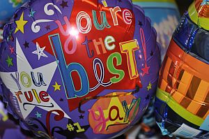 Celebrate You - Party Balloons