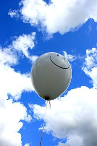 becoming-psychic-white-balloon-in-white-cloud-sky