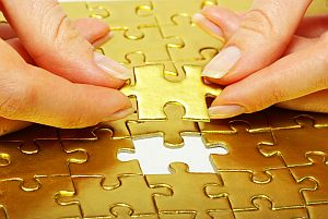 Psychic Training - The Missing Piece, Finishing Puzzle
